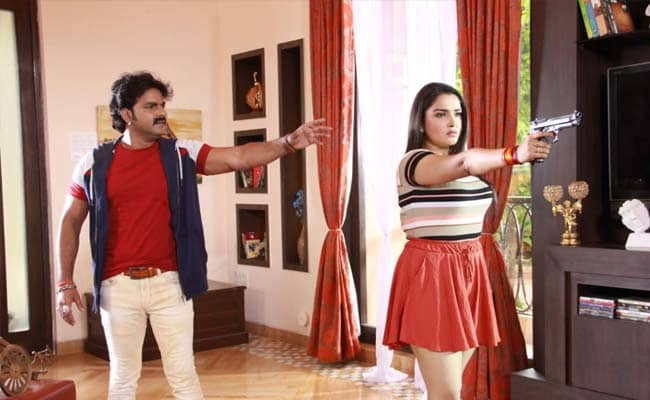 pawan amrapali action